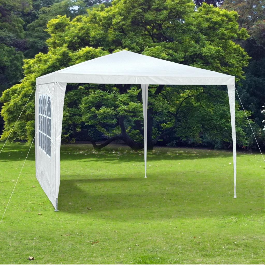 Как правильно выбрать шатер для дачи