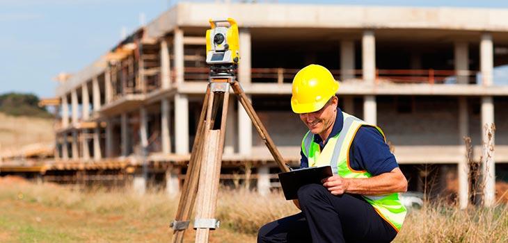 Инженерные изыскания территории стройплощадки
