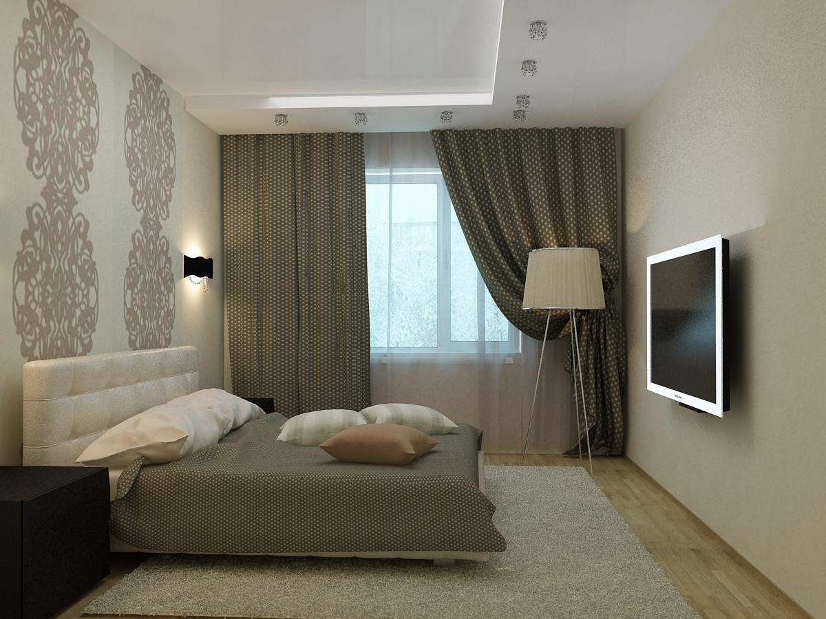 Как правильно провести ремонт в небольшой комнате