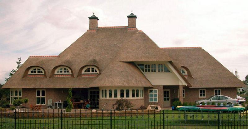 Камышовая крыша – плюсы и минусы