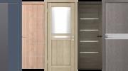 Особенности и преимущества дверей из экошпона