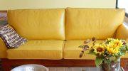 Почему стоит выбрать кожаный диван