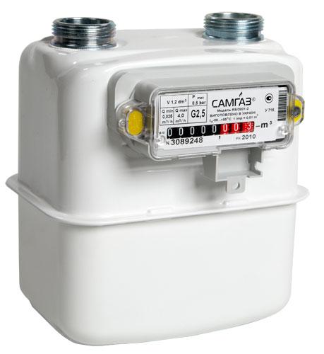 Как правильно выбрать газовый счетчик для дома