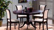 Как выбрать стол и стулья для дома