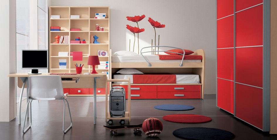 Как выбрать удобную мебель для ребенка