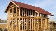Материалы для строительства каркасного дома своими руками с доставкой на ваш объект