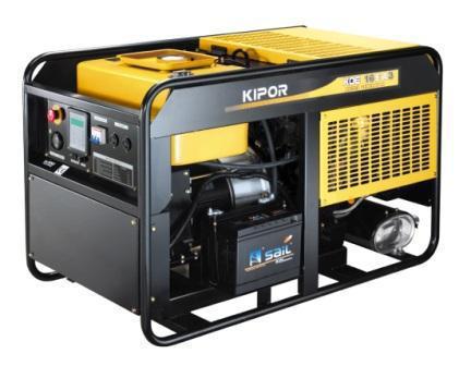 Почему стоит выбрать современный генератор на дизеле
