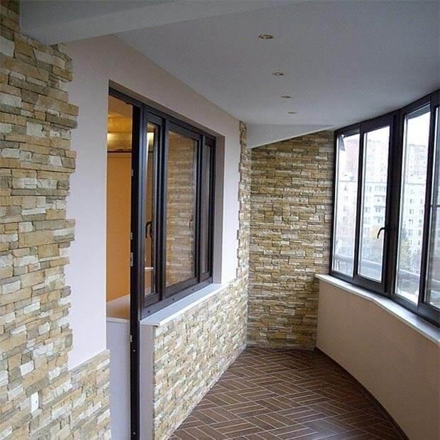 Как сделать балкон более привлекательным и практичным