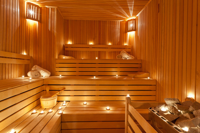 Какие материалы применяются для отделки бани
