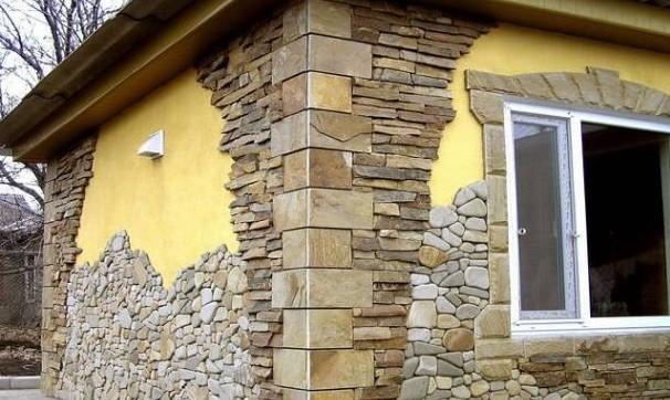 Какой материал выбрать для отделки фасада здания
