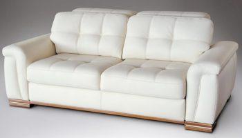 О плюсах и минусах кожаных диванов
