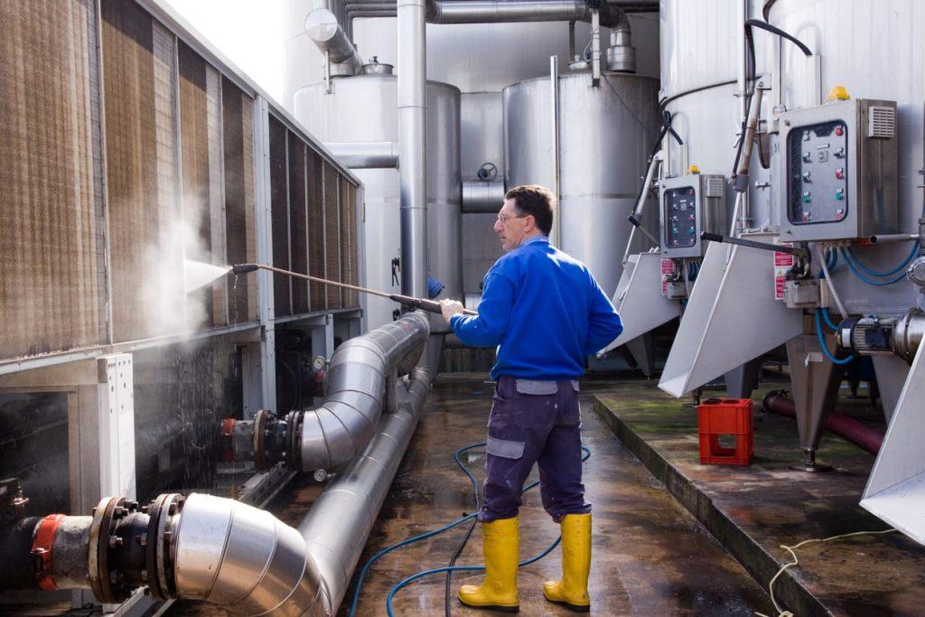 Основные особенности клининга промышленных предприятий