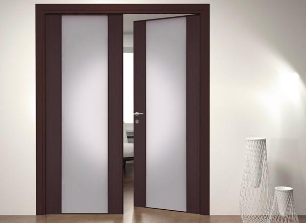 Распашные двери межкомнатные