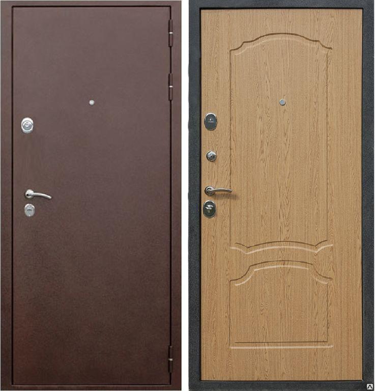 Так ли практичны металлические входные двери