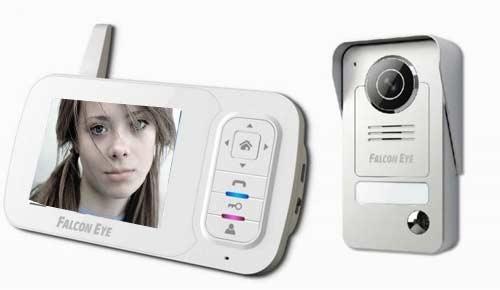 Беспроводной видеодомофон для дома