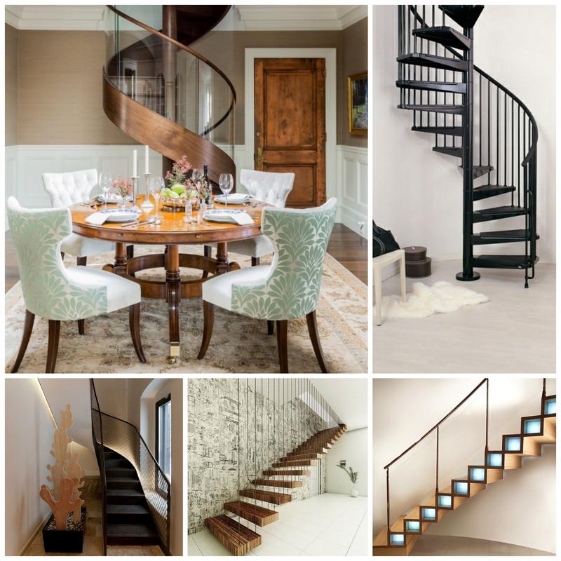 Как правильно выбрать лестницу для квартиры