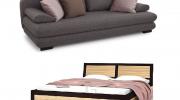 Что выбрать диван или кровать?