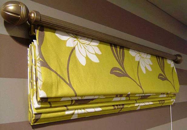 Как украсить шторы и выбрать карниз для них