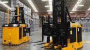 Штабелёры для складского помещения