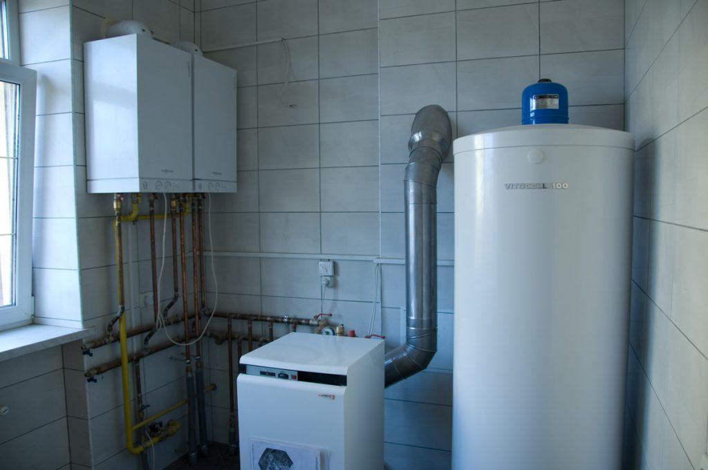 Основные требования и правила установки газового котла