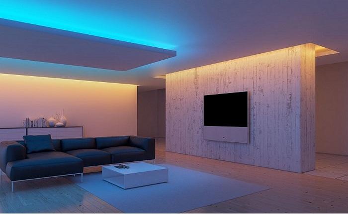 Светодиодные лампы LED – отличное решение для современного интерьера
