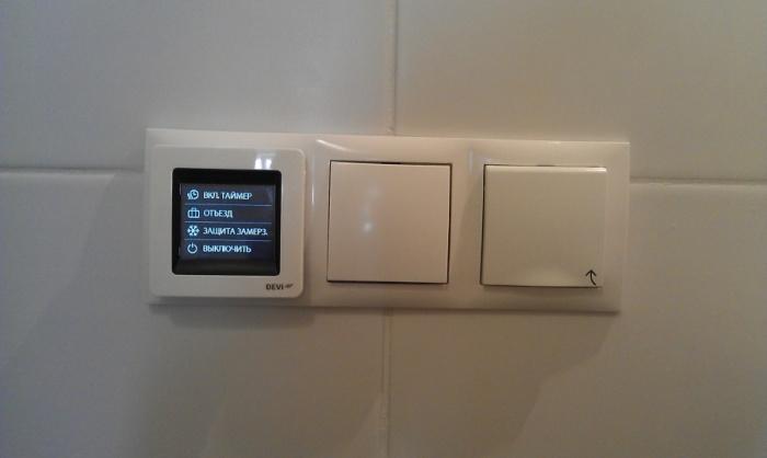 Как правильно выбрать тип терморегулятора для теплого пола