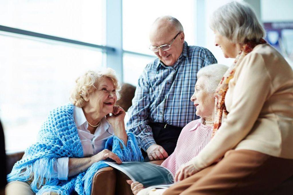 Как правильно выбрать гостевой дом для пожилых людей