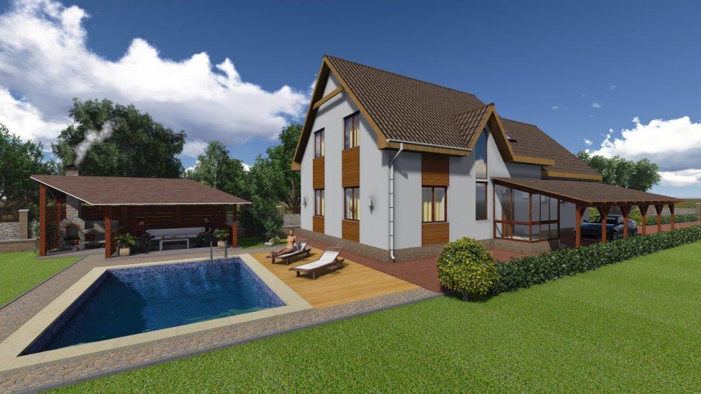 Выбираем идеальный загородный дом