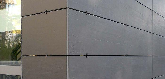 Как правильно выбрать керамогранит для фасада здания