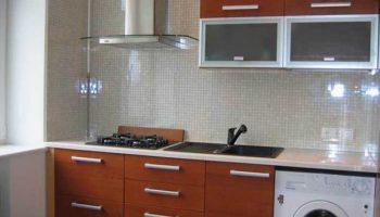 Как установить кухню?