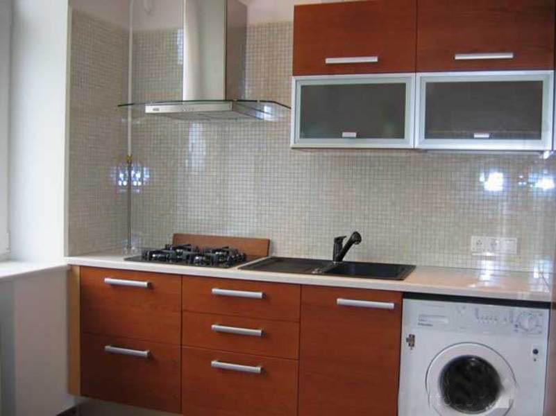Как установить кухню