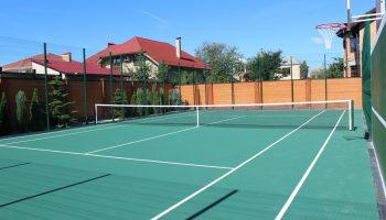 Какие типы покрытий для игры в теннис можно выделить
