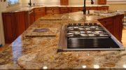 Основные варианты столешниц из натурального камня для кухни