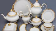 Элитная посуда от европейских производителей в магазине Villa Grazia