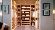 Как сделать удобную и практичную гардеробную в квартире
