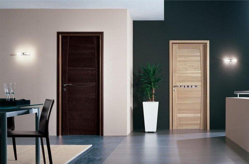 Как выбрать оптимальные двери для дома