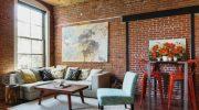 Основные принципы выбора мебели в стиле лофт