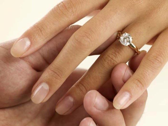 Кольцо к помолвке