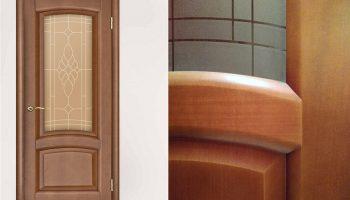 О плюсах и минусах шпонированных дверей