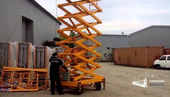 Строительный подъёмник: виды и назначение оборудования