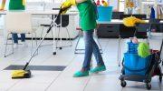 Основные особенности уборки бизнес-центров
