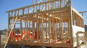 Плюсы каркасно-щитовых домов при строительстве и эксплуатации