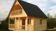 Технологии возведения дачных домов