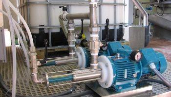 Основные виды канализационных насосов по типу установки