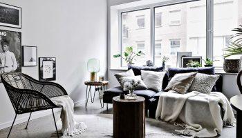 Топ-4 стиля интерьера для маленькой квартиры