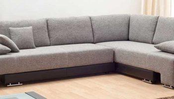 Виды угловых диванов по типу трансформации