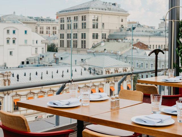 5 самых модных направлений дизайна ресторана 2020 года