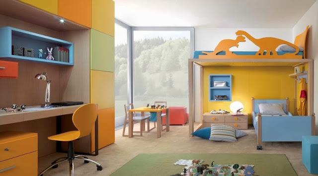 Тонкости выбора мебели в детскую