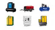 Основные особенности воздушных компрессоров
