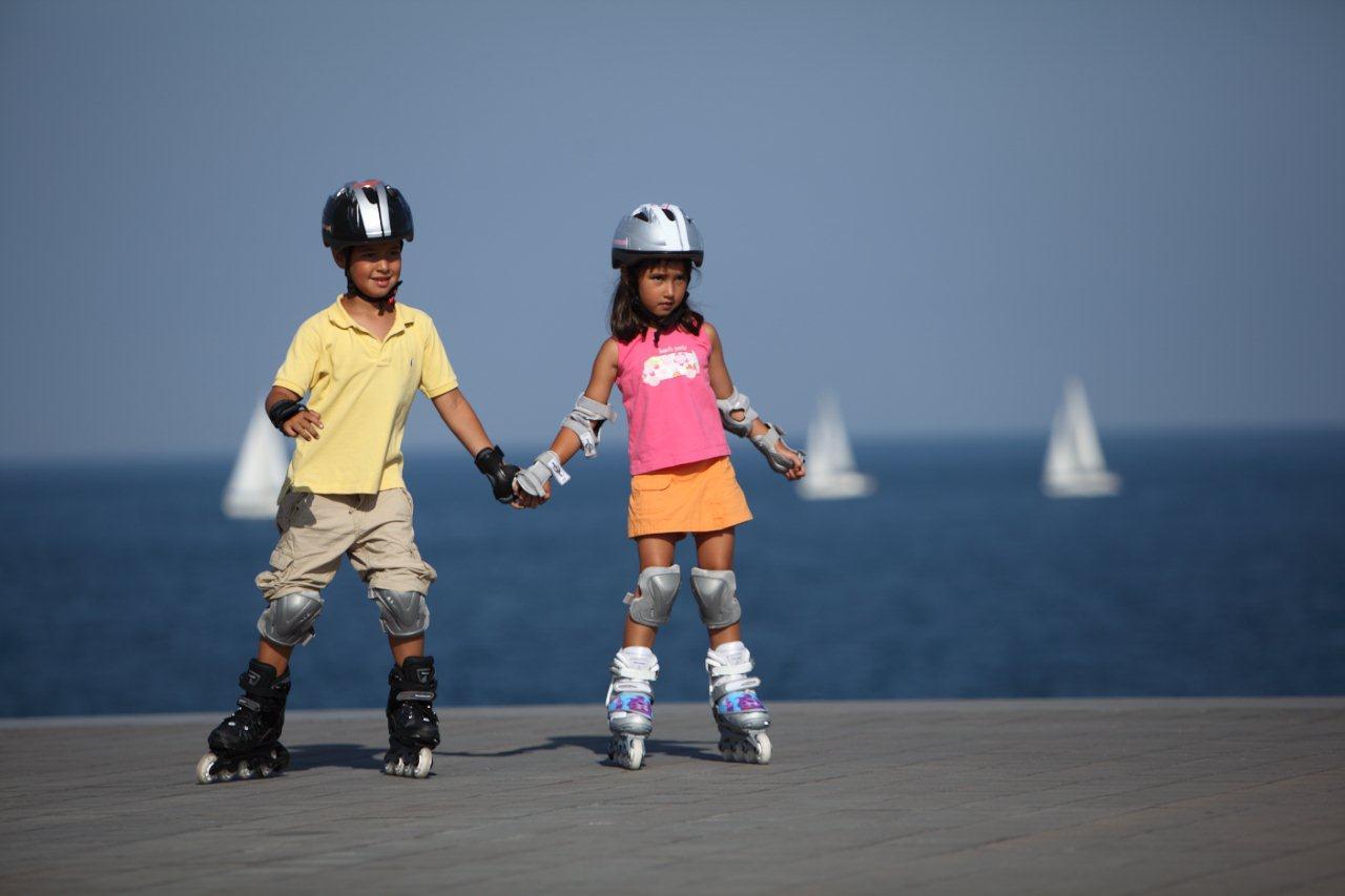 3 важных фактора выбора детских роликов